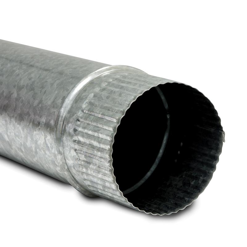 Tubo galvanizado 150mm estufas andaluzas - Tubo de estufa de lena ...